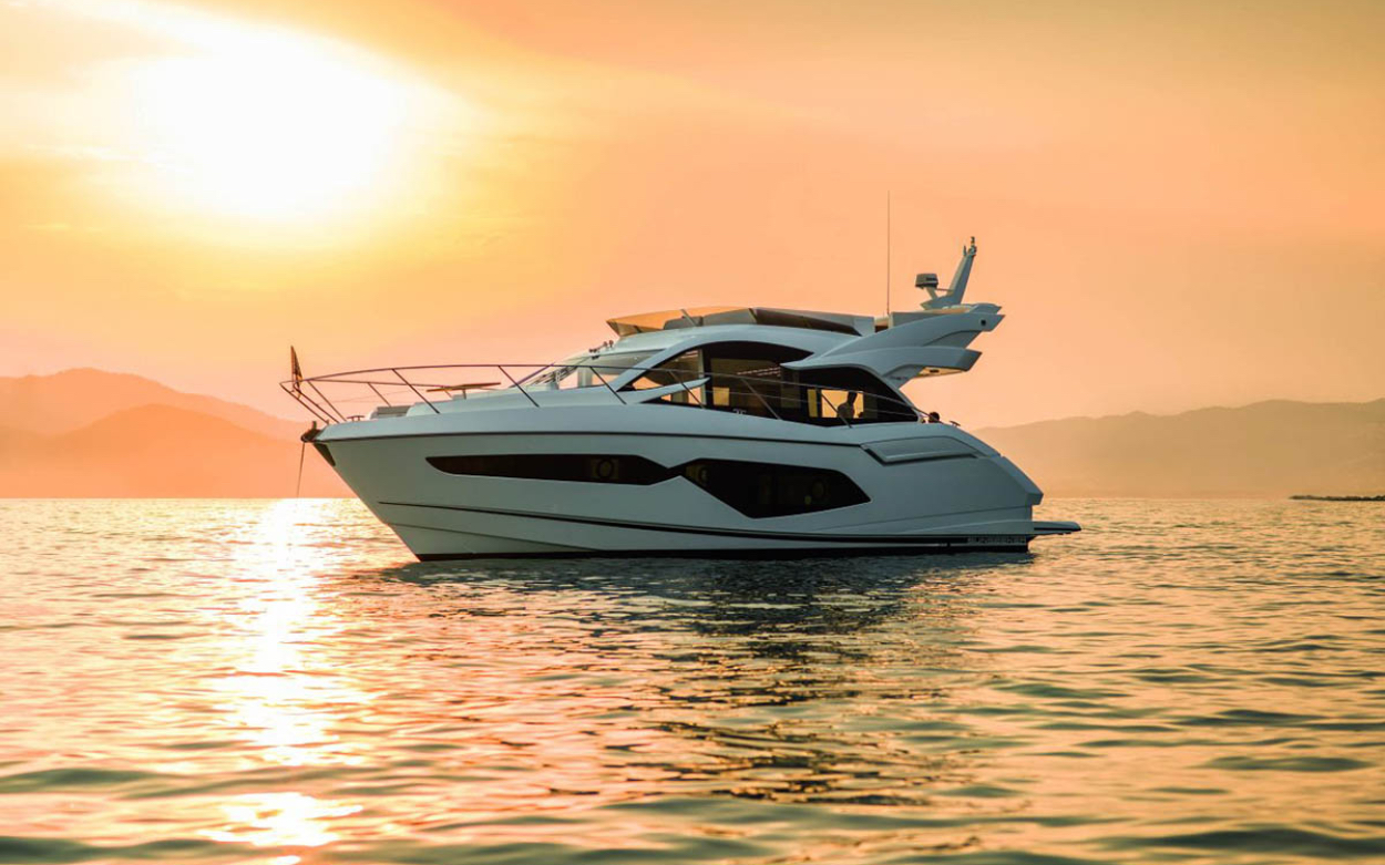 Sunseeker Manhattan 52 | Экстрьер 4