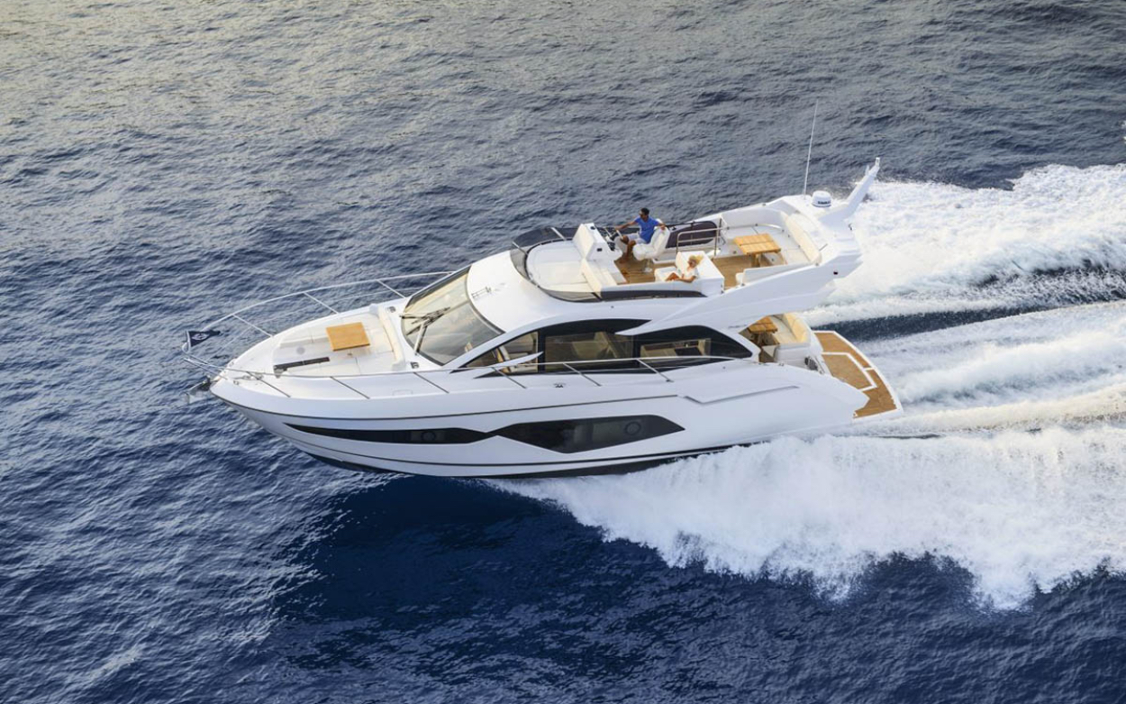 Sunseeker Manhattan 52 | Экстрьер 0