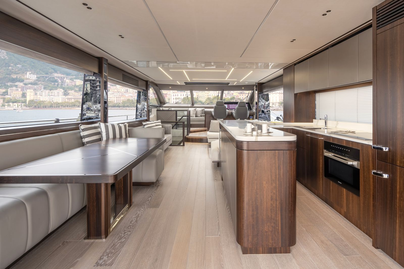 Sunseeker 76 Yacht | Экстрьер 1