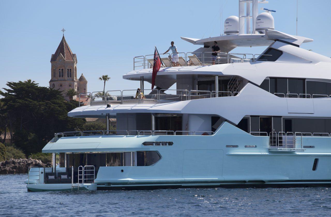 Sunseeker 155 Yacht | Экстрьер 9