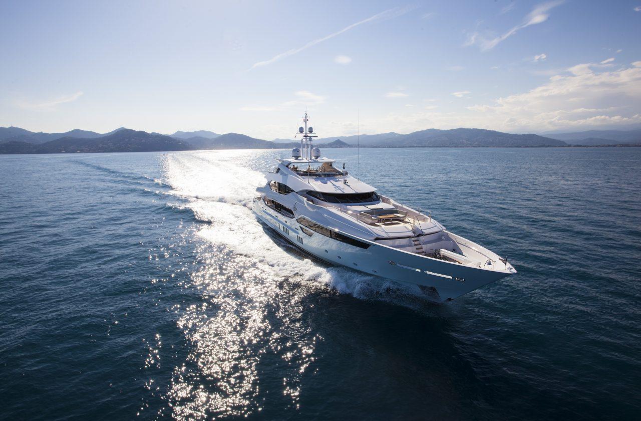 Sunseeker 155 Yacht | Экстрьер 8