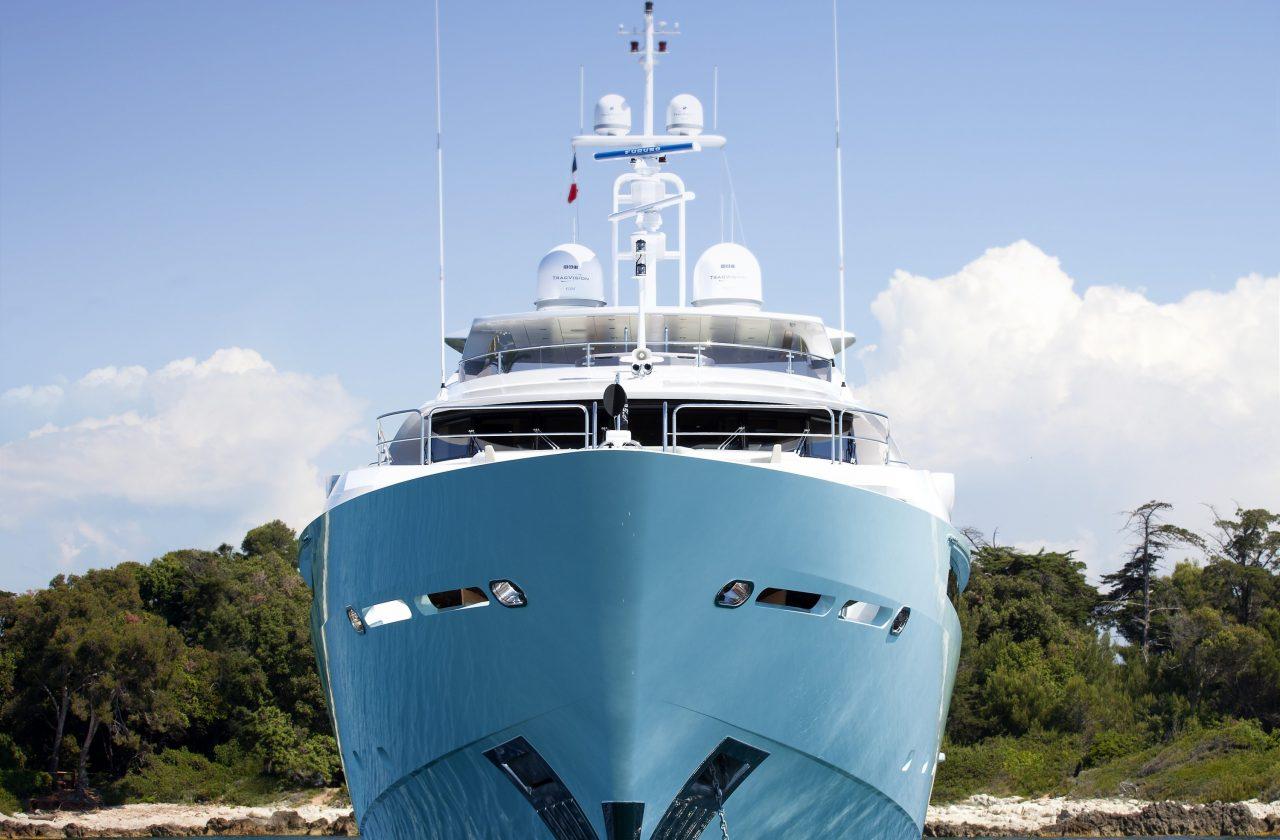 Sunseeker 155 Yacht | Экстрьер 7