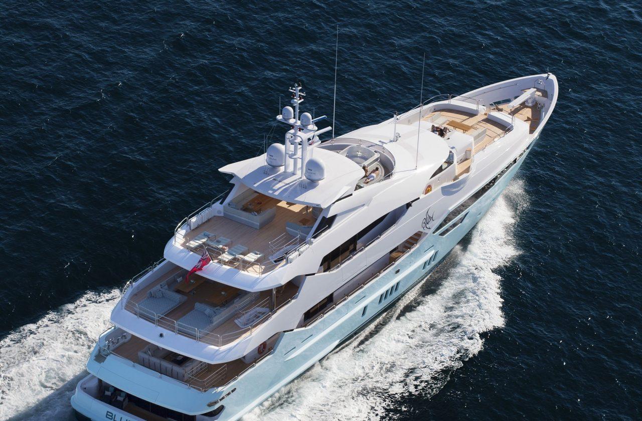 Sunseeker 155 Yacht | Экстрьер 5