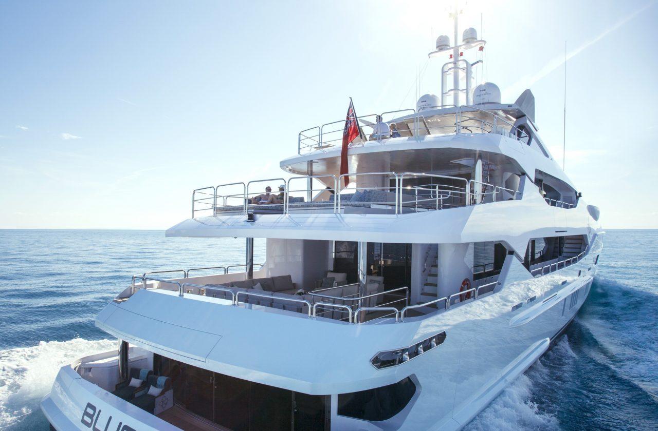 Sunseeker 155 Yacht | Экстрьер 4