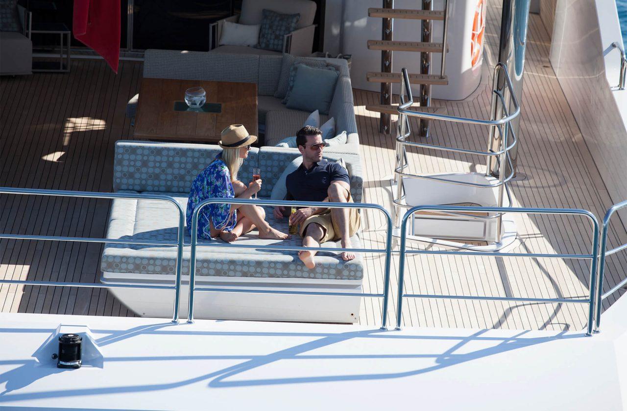 Sunseeker 155 Yacht | Экстрьер 2