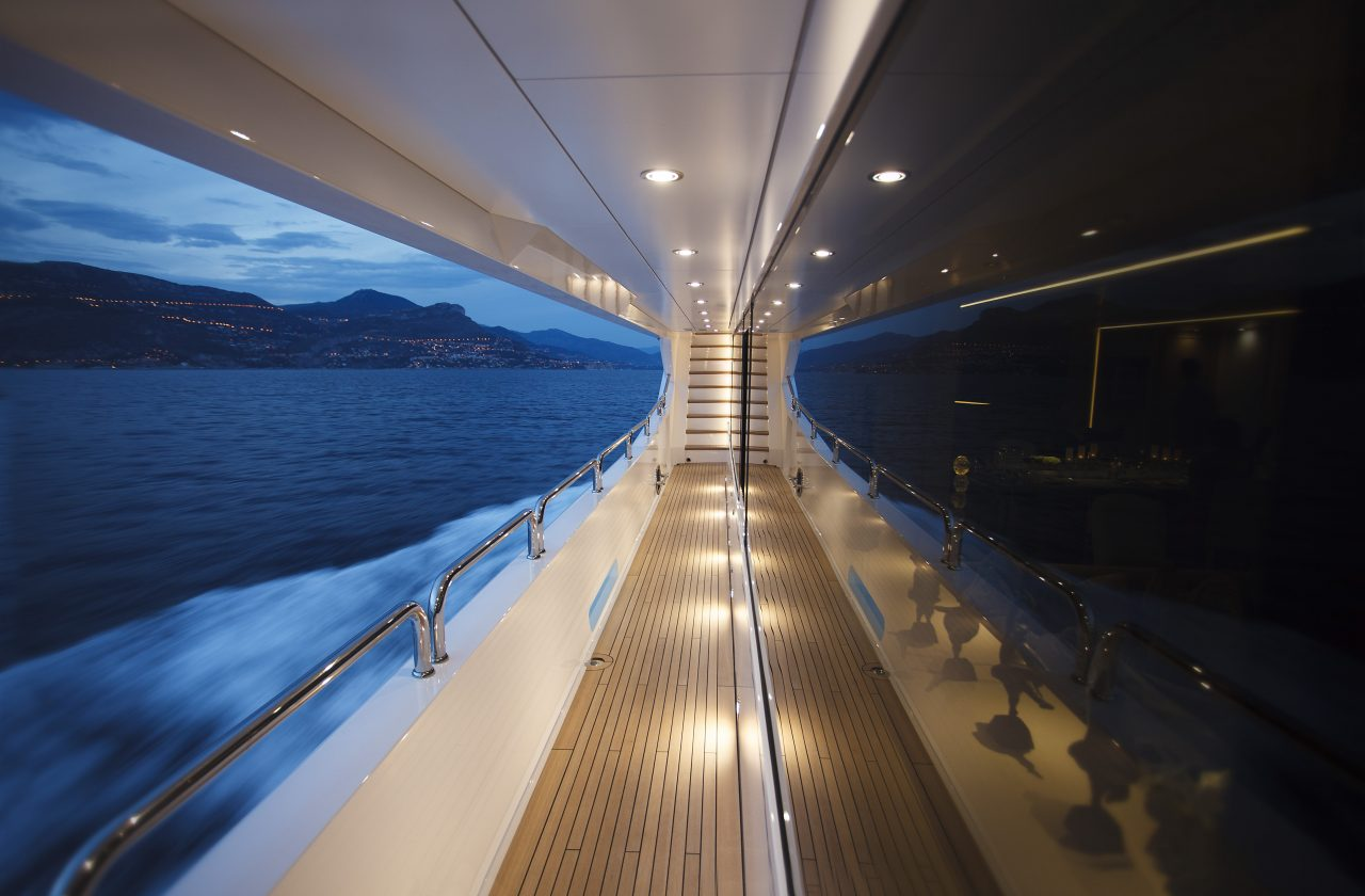 Sunseeker 155 Yacht | Экстрьер 1