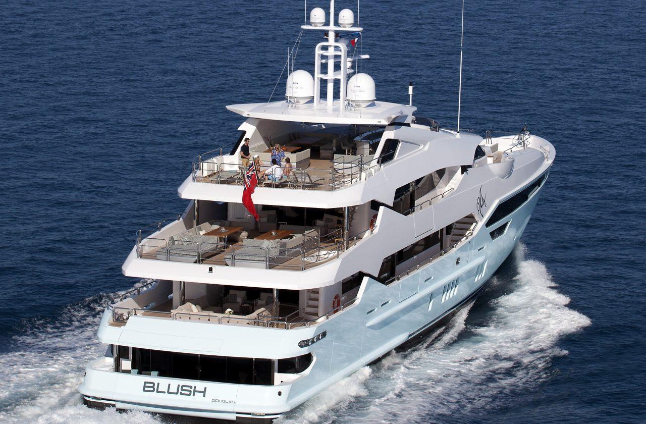 Sunseeker 155 Yacht | Экстрьер 17