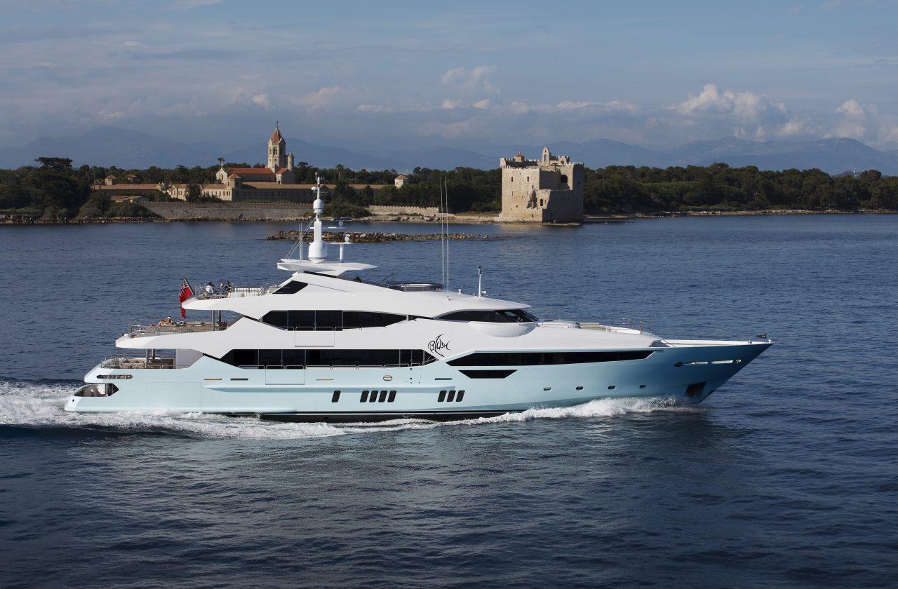 Sunseeker 155 Yacht | Экстрьер 16