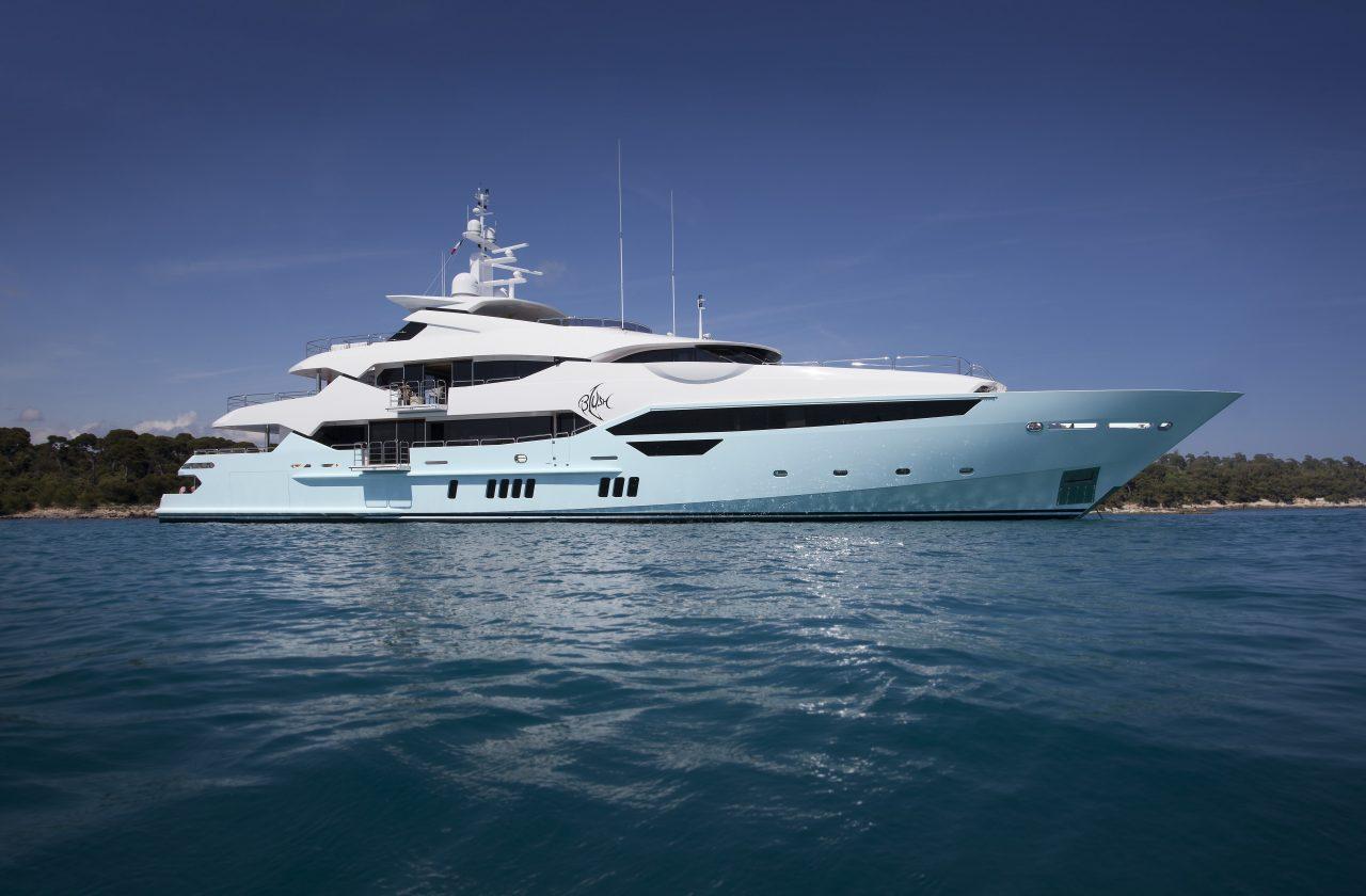 Sunseeker 155 Yacht | Экстрьер 15