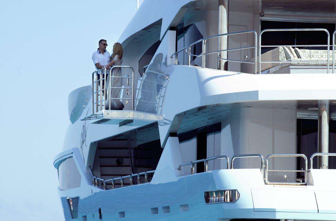 Sunseeker 155 Yacht | Экстрьер 14