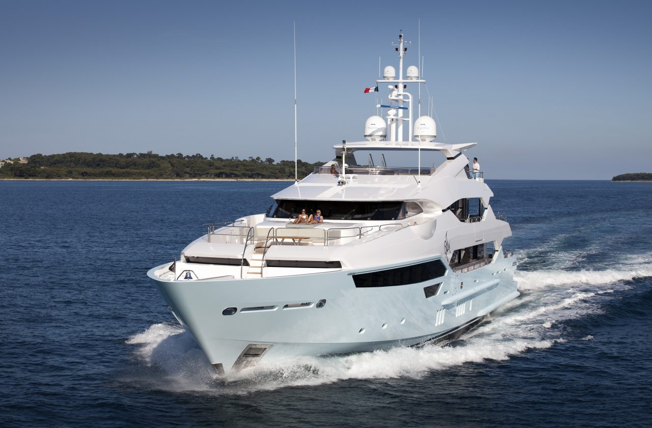 Sunseeker 155 Yacht | Экстрьер 13