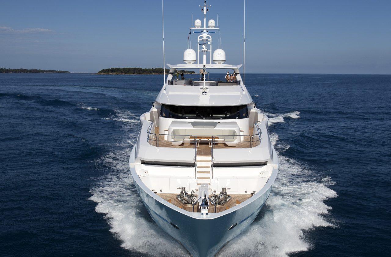 Sunseeker 155 Yacht | Экстрьер 12