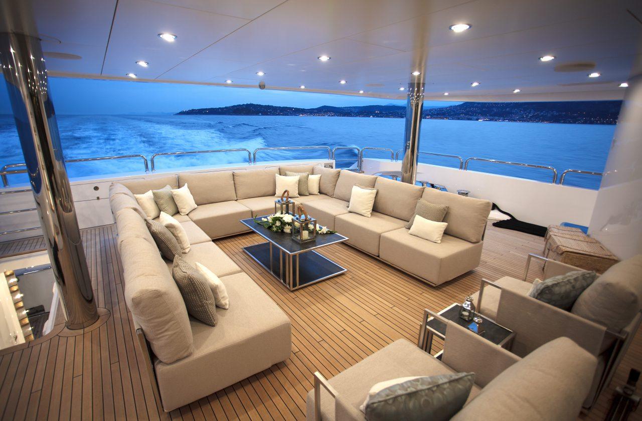 Sunseeker 155 Yacht | Интерьер 6