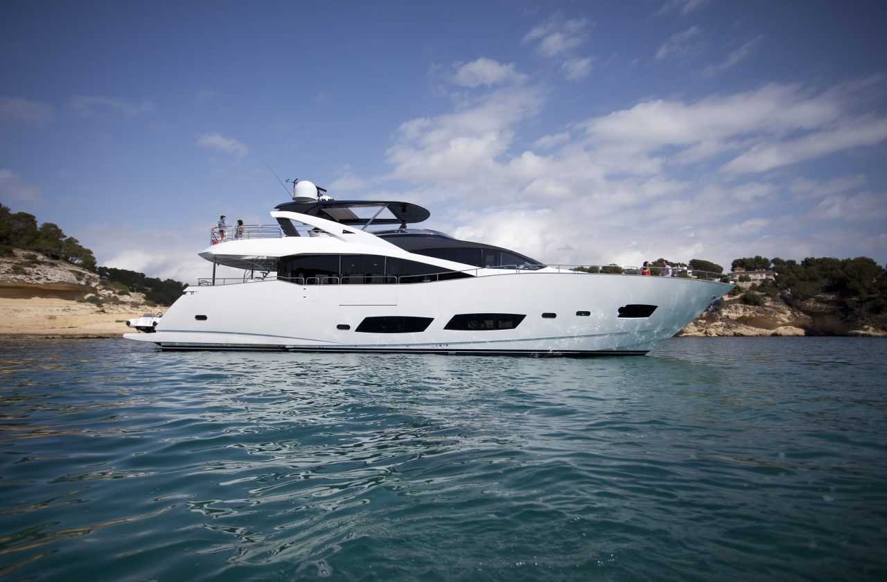 Sunseeker 28 Metre Yacht | Экстрьер 0