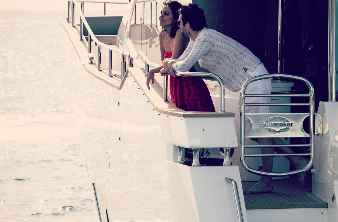 Sunseeker 28 Metre Yacht | Экстрьер 4