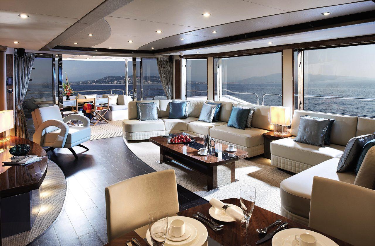 Sunseeker 28 Metre Yacht | Интерьер 4
