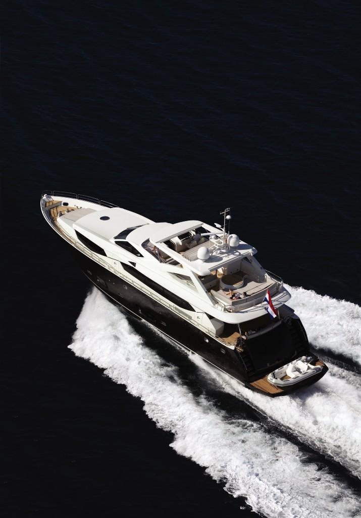 Sunseeker 30 Metre Yacht | Экстрьер 0