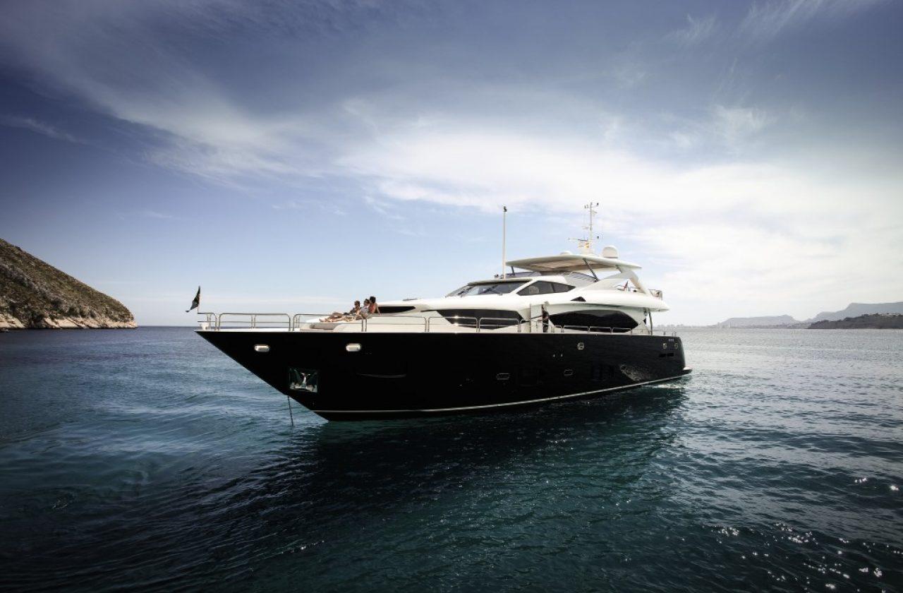 Sunseeker 30 Metre Yacht | Экстрьер 1