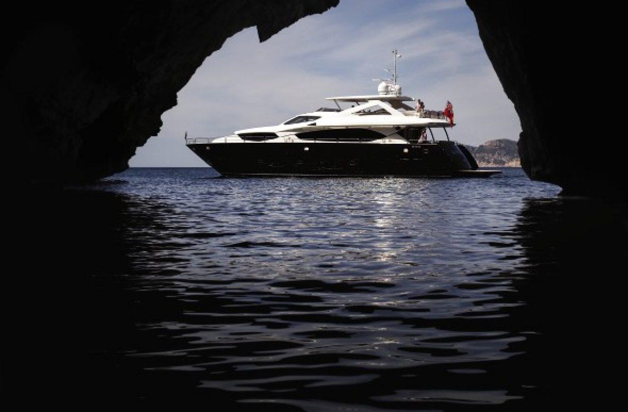 Sunseeker 30 Metre Yacht | Экстрьер 2