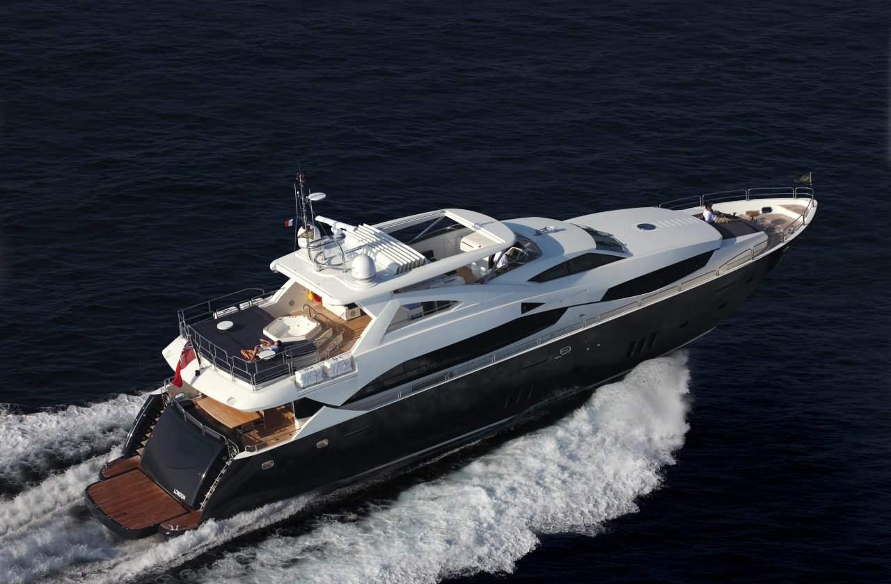 Sunseeker 34 Metre Yacht | Экстрьер 0