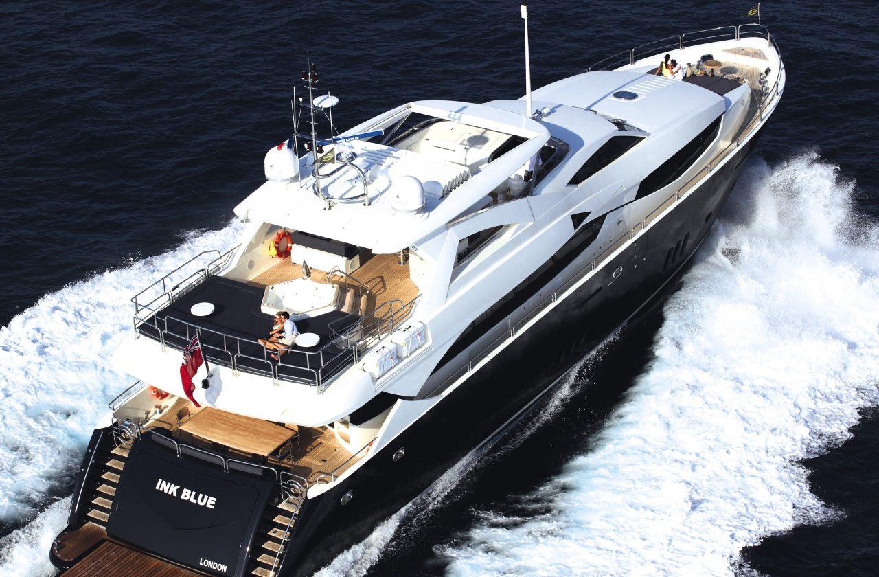 Sunseeker 34 Metre Yacht | Экстрьер 4