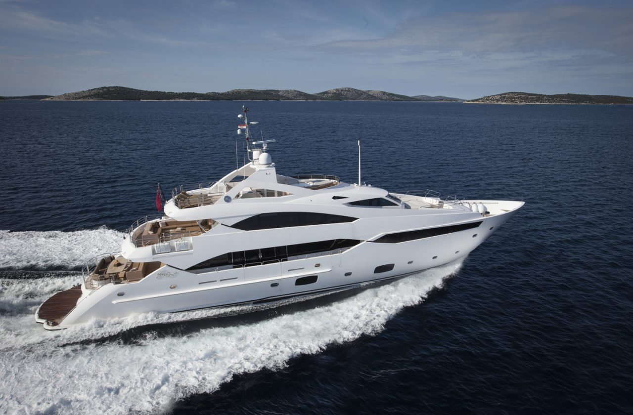 Sunseeker 40 Metre Yacht | Экстрьер 4