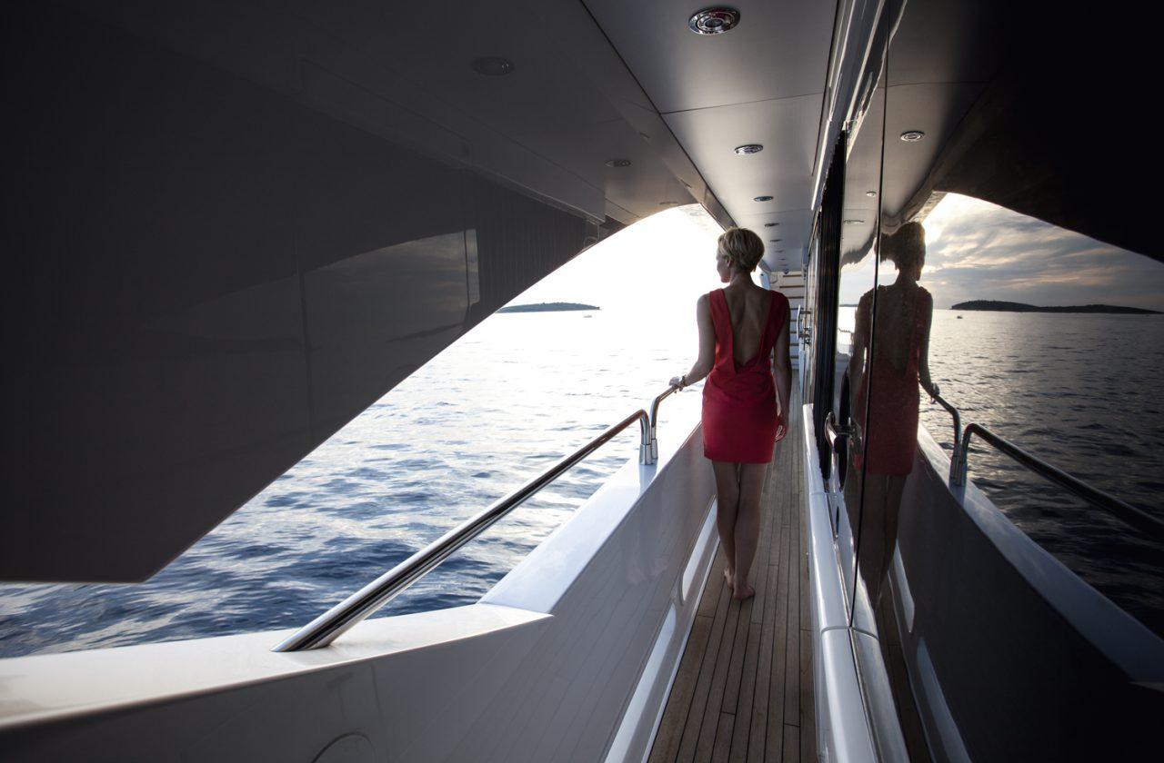 Sunseeker 40 Metre Yacht | Экстрьер 6