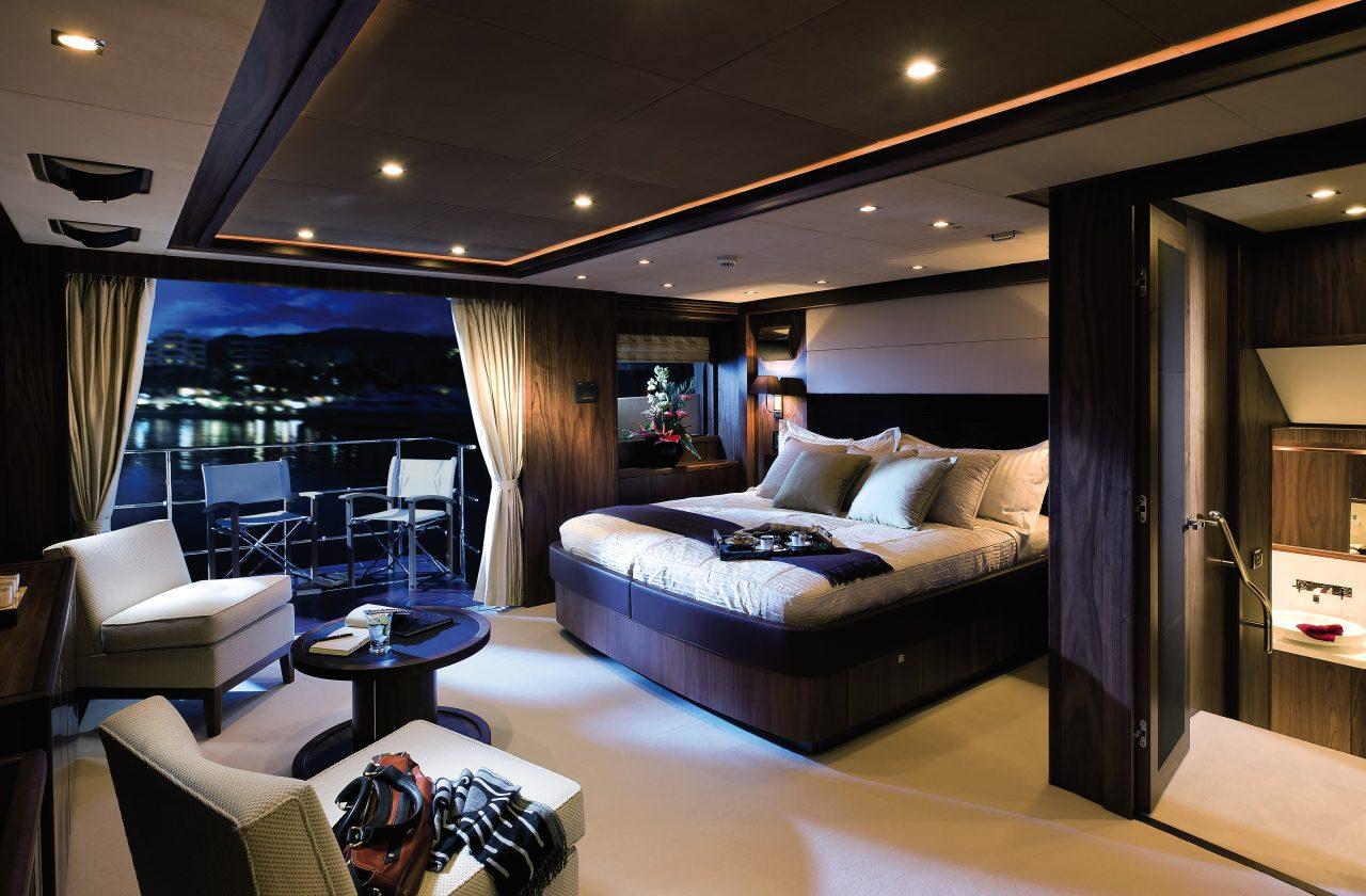 Sunseeker 40 Metre Yacht | Интерьер 6