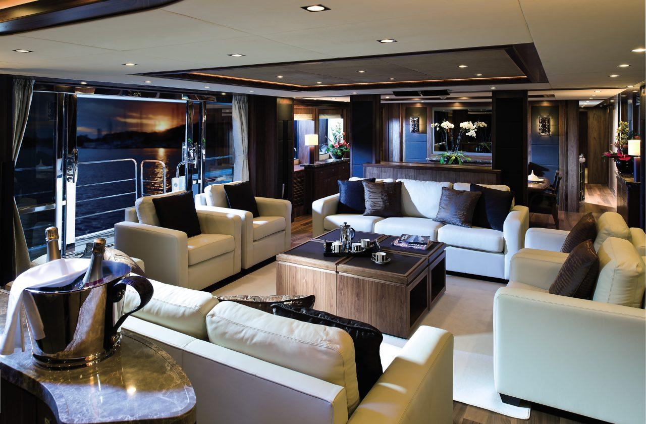 Sunseeker 40 Metre Yacht | Интерьер 4