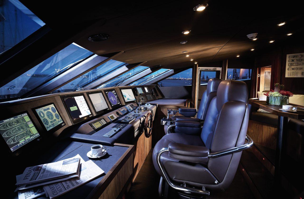 Sunseeker 40 Metre Yacht | Интерьер 3