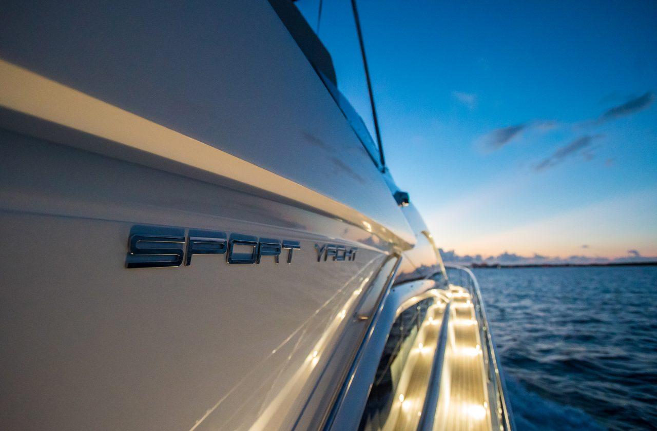 Sunseeker 68 Sport Yacht   Экстрьер 1