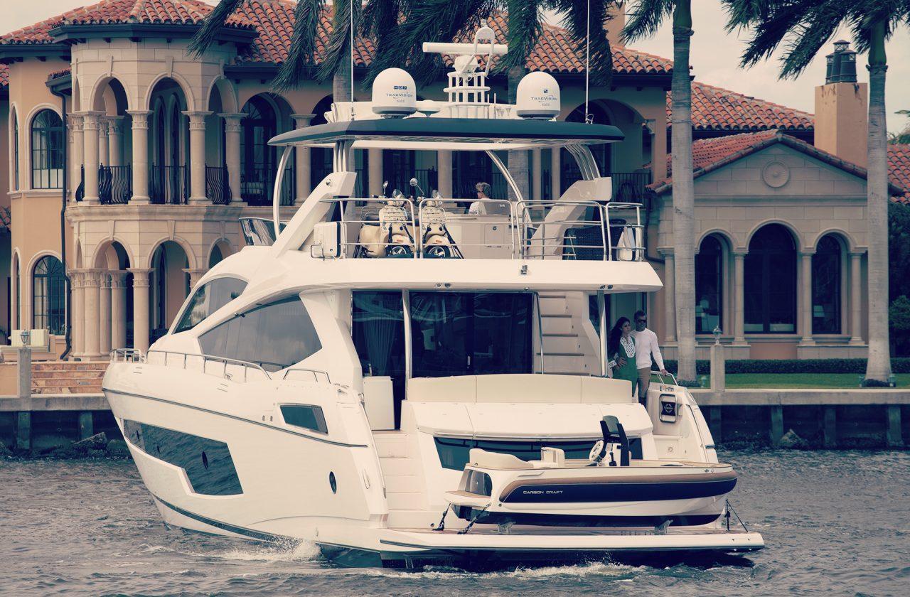 Sunseeker 75 Yacht | Экстрьер 5