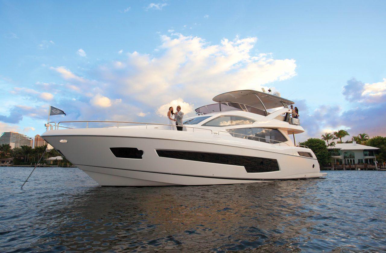 Sunseeker 75 Yacht | Экстрьер 3