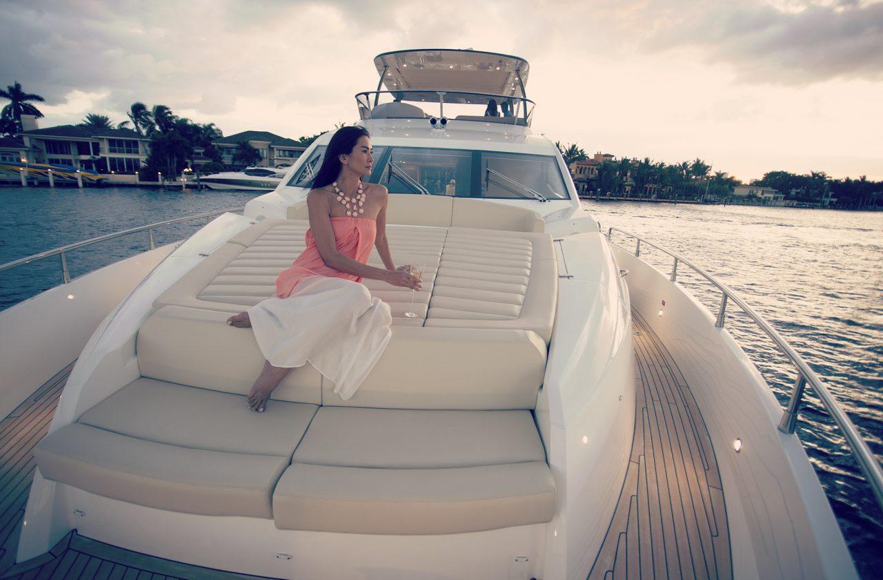 Sunseeker 75 Yacht | Экстрьер 0