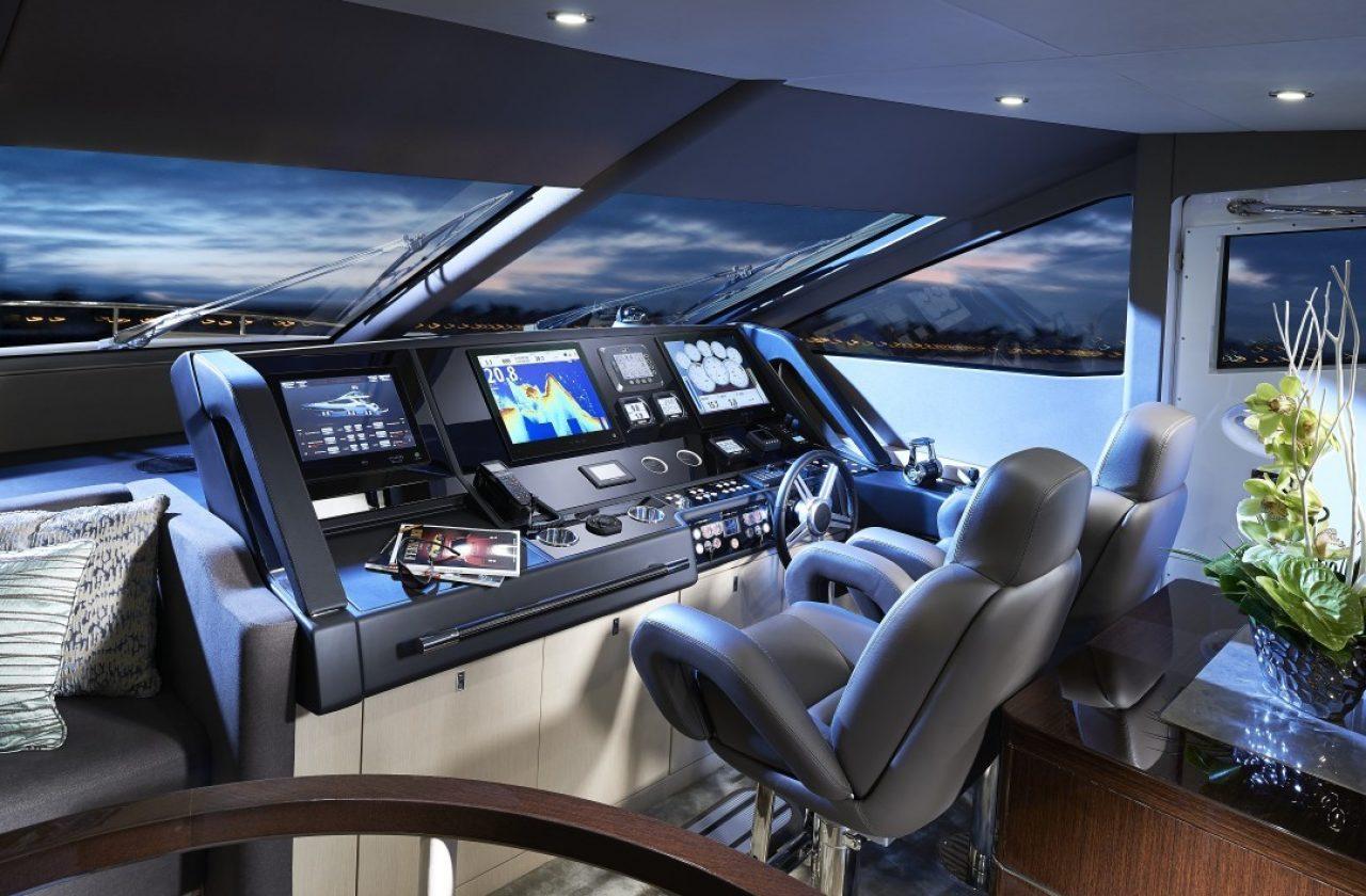 Sunseeker 75 Yacht | Интерьер 3