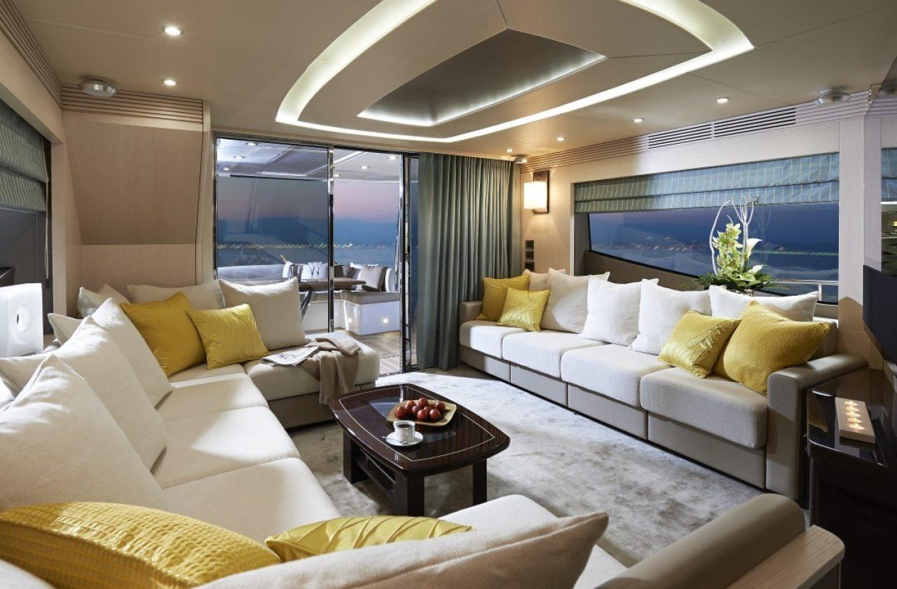 Sunseeker 75 Yacht | Интерьер 12