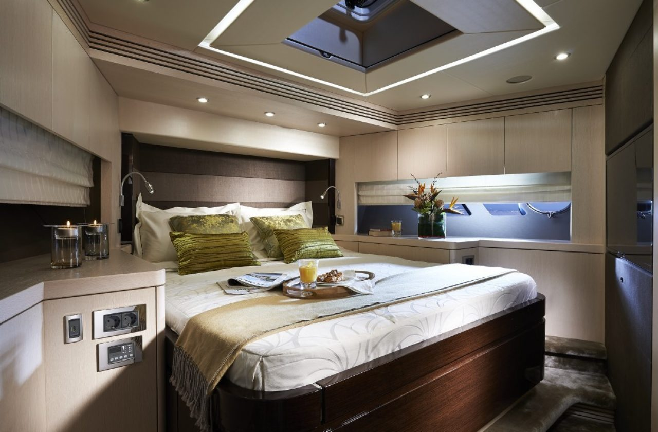 Sunseeker 75 Yacht | Интерьер 10