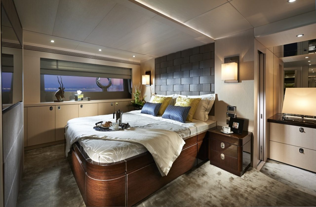 Sunseeker 75 Yacht | Интерьер 8