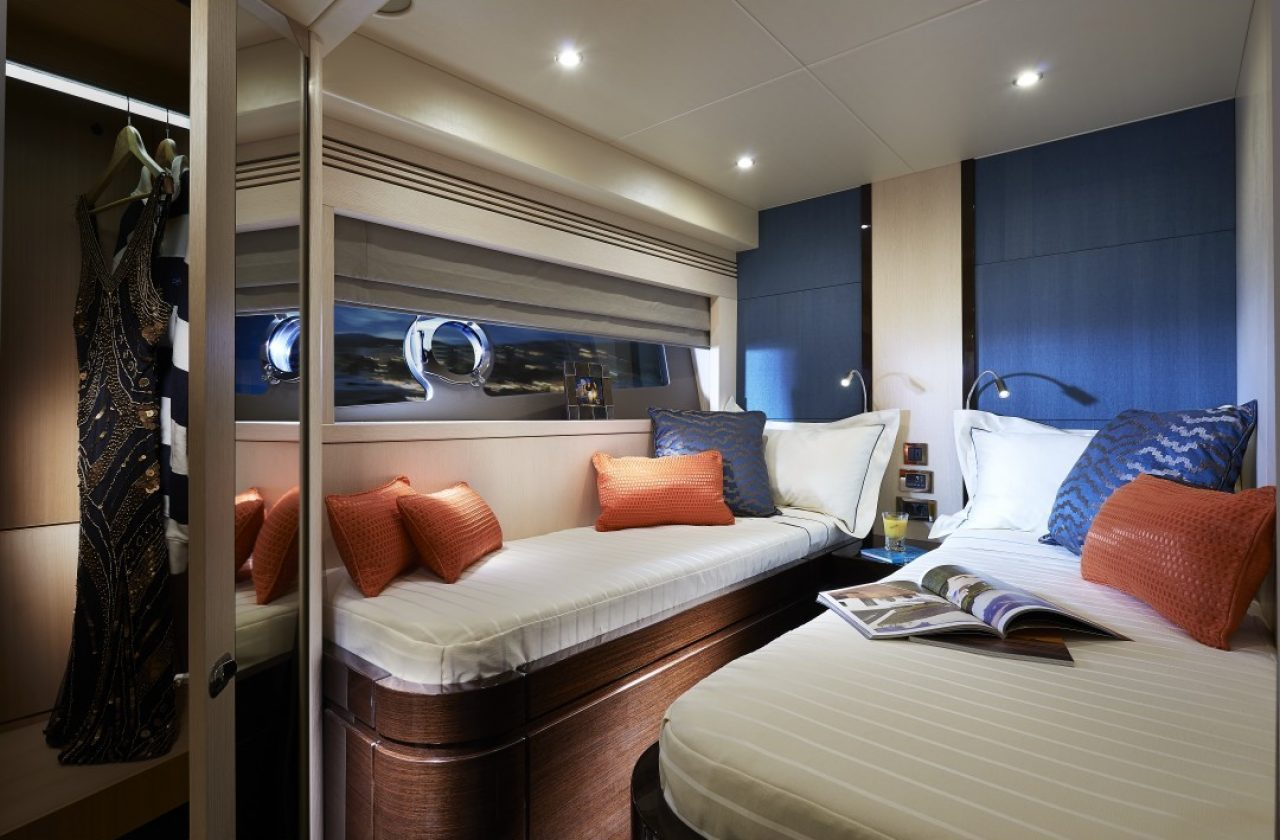 Sunseeker 75 Yacht | Интерьер 7
