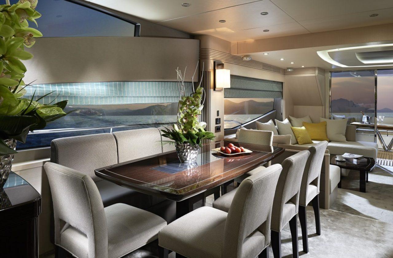 Sunseeker 75 Yacht | Интерьер 6