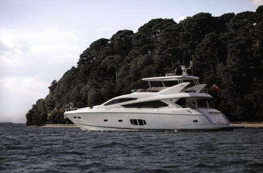 Sunseeker 80 Yacht