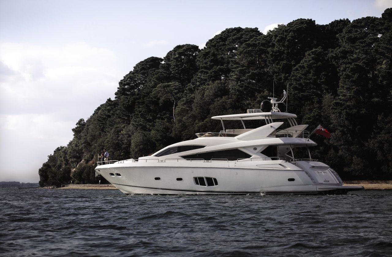 Sunseeker 80 Yacht | Экстрьер 0