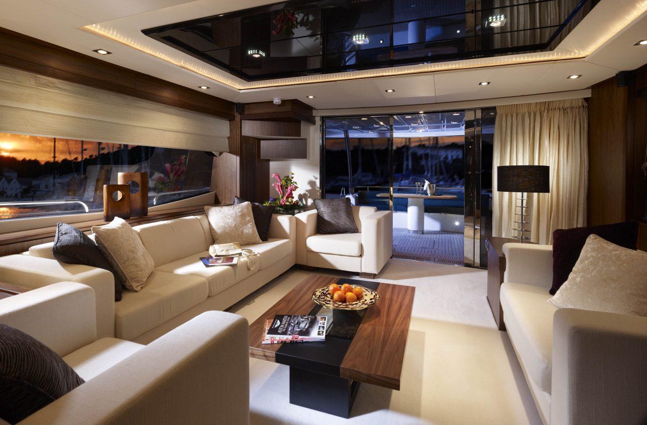 Sunseeker 80 Yacht | Интерьер 7