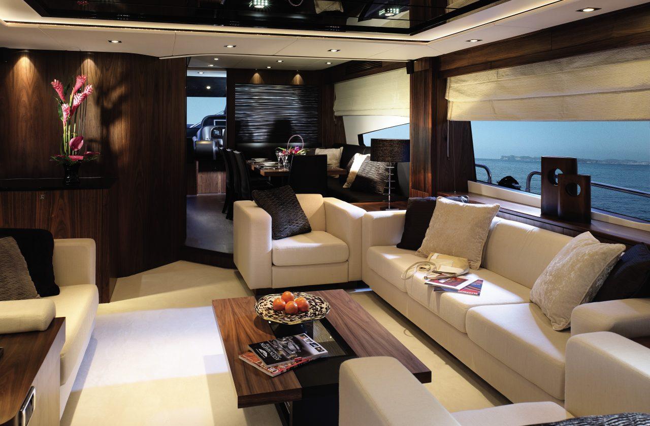 Sunseeker 80 Yacht | Интерьер 6