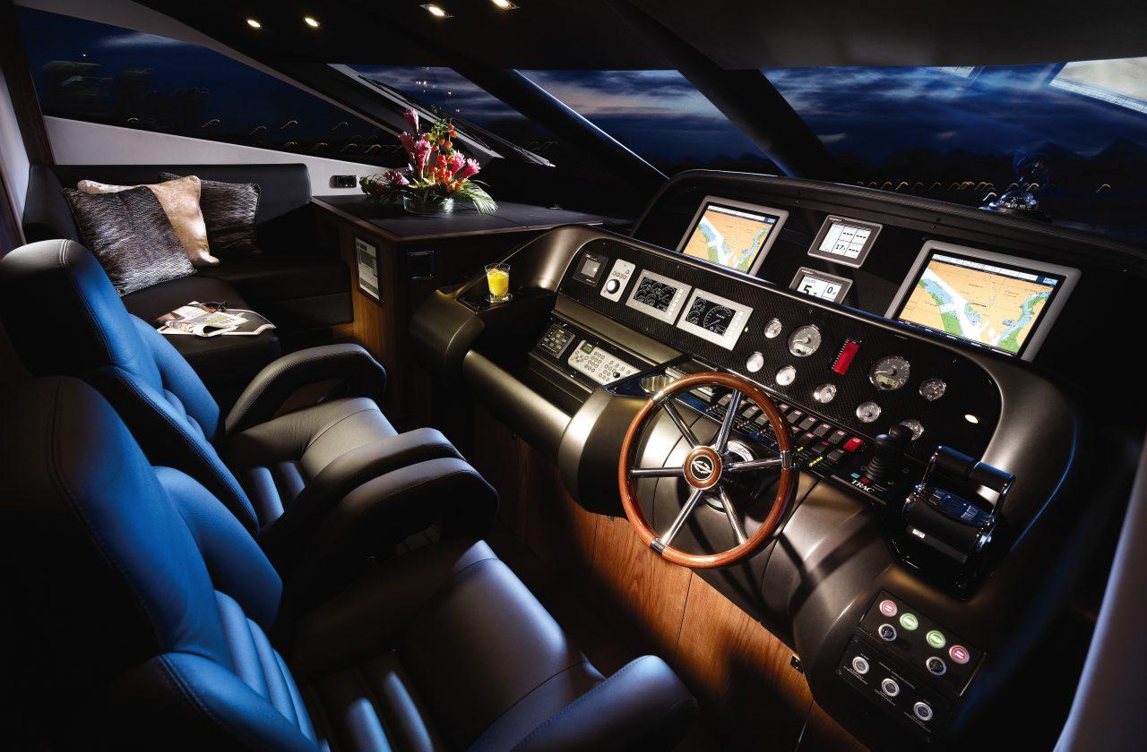 Sunseeker 80 Yacht | Интерьер 0