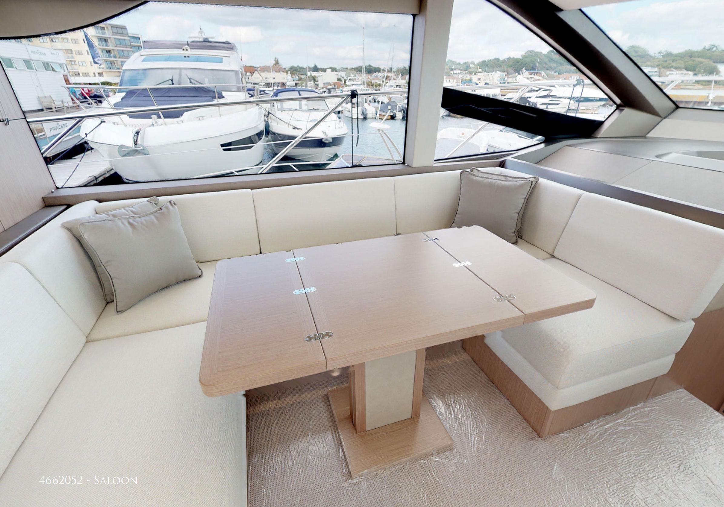Sunseeker Manhattan 52 | Интерьер 4