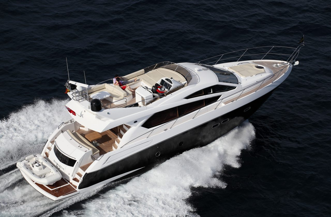 Sunseeker Manhattan 63 | Экстрьер 2