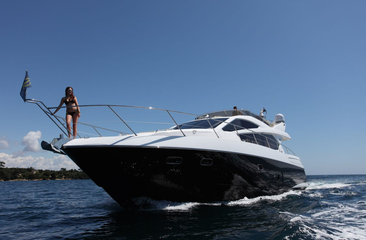 Sunseeker Manhattan 63 | Экстрьер 3