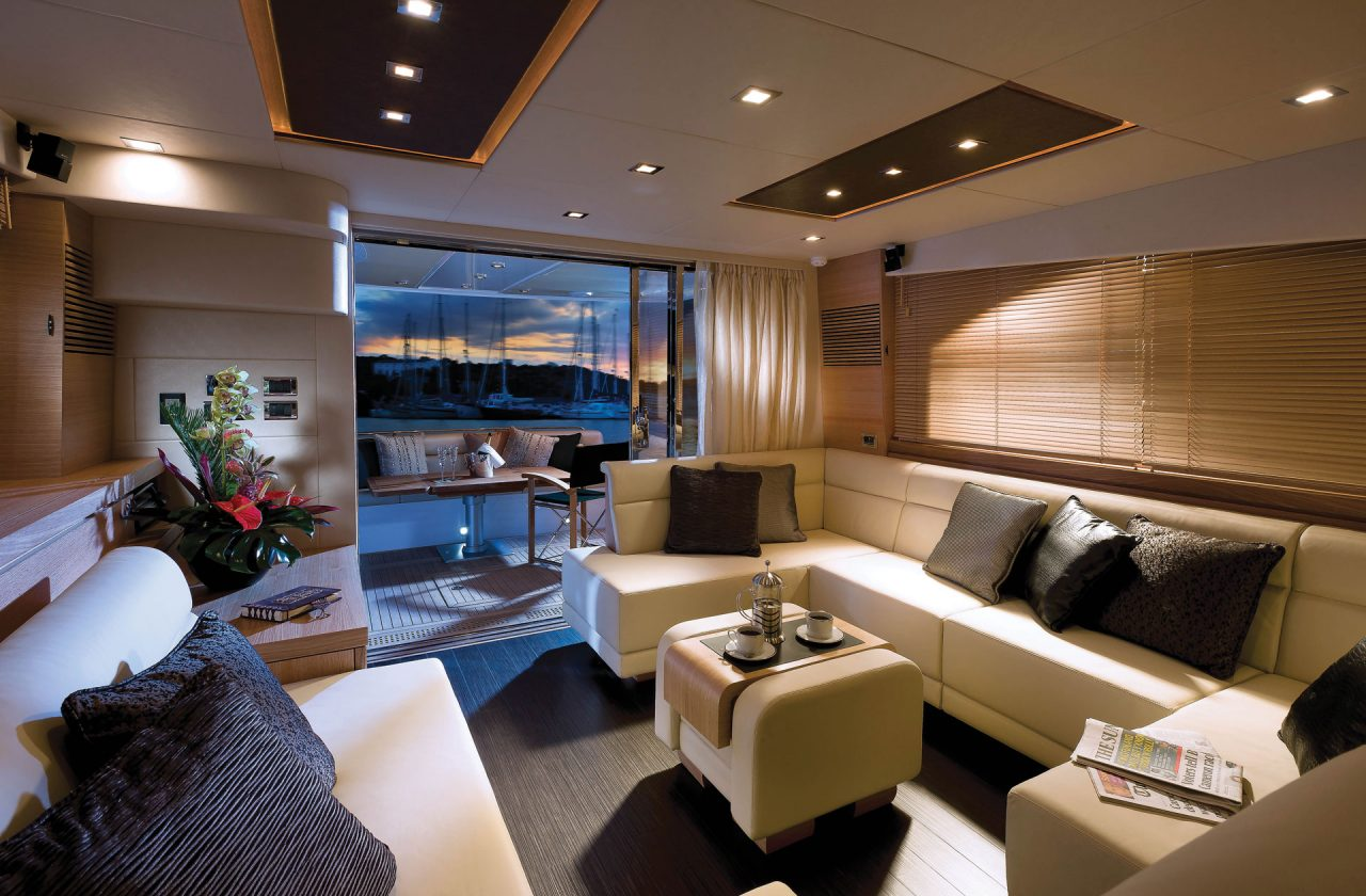 Sunseeker Manhattan 63 | Интерьер 4