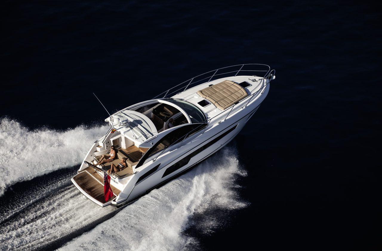 Sunseeker Portofino 40 | Экстрьер 3
